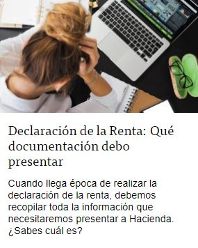 Documentación Renta